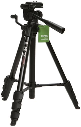 Benro T-660EX Tripod (Black,Supports Up to 3000 g)