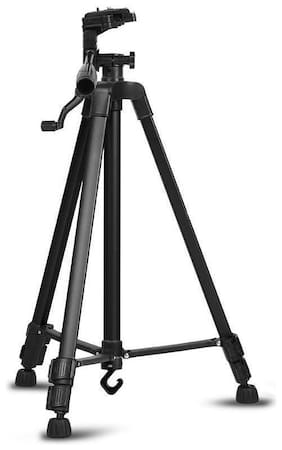 Bluebells India strong Metal mobile phone tripod 3366/mobile holder clip,Tripod Kit, Monopod Kit, Monopod