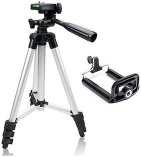 BLULOTUS Tripod For Cameras (Black)