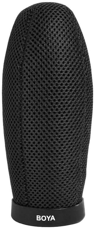 BOYA BY-T140 Outdoor Interview Foam Windshield for Shotgun Capacitor Microphones (Inside Depth 5.6'')