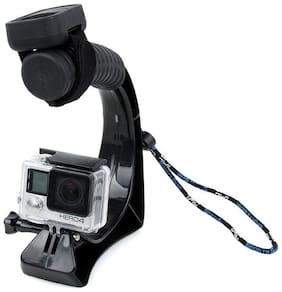 Brain Freezer C Style Balance Handheld Selfie Fit Compatible with GoPro, Sjcam & Other Action Cameras