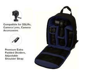 Brain Freezer J Camera backpack ( Dark blue )