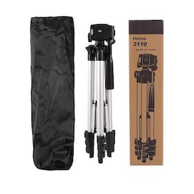 "BTK Trade 3110 Extentable 3.5"" Feet Tripod Stand for Mobile, GoPro & DSLR Camera"
