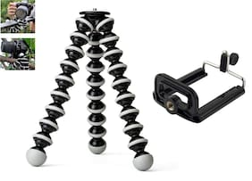 BTK Trade Gorilla Non Extentable Tripod Stand for Mobile, GoPro