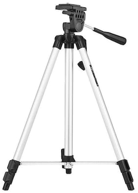 BTK Trade WT-330A  Extentable 5 Feet Tripod Stand for Mobile, GoPro & DSLR Camera