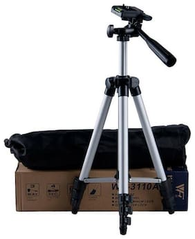 BUDDIES CART Special offers  Aluminum professional video camcorder Tripod For Mobile phones