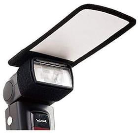 Cam Cart  Mini Flash Diffuser Reflector for Camera Flash Bounce Card