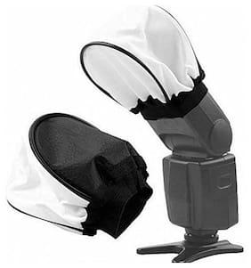 Cam Cart  Universal  LD1  Soft Mini Bounce Diffuser Cap for on/Off Camera Flash Gun