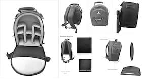 Camera Accessories kit Combo (Hood  Filter  Bag  Tripod  IR Remote tempred Glass etc.) Replacement for Nikon Cameras (D5300 AF-P 18-55 & AF-P 70-300)