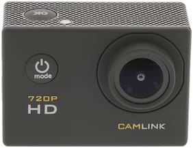Camlink CL-AC11 720P HD Action Camera (Black)