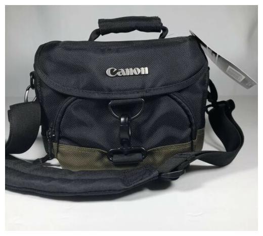 Canon Custom Gadget Camera Bag 100EG  New With Tags Water Repellant Shoulder Bag