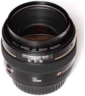 Canon EF 50 mm f/1.4 USM Lens (Black)