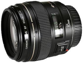 Canon EF 85 mm f/1.8 USM Lens (Black)