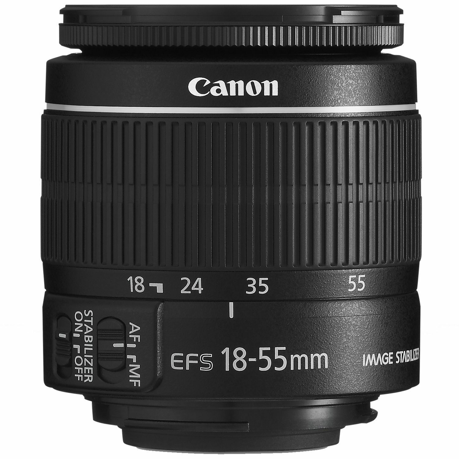Canon EF S 18 55mm f/3.5 5.6 IS II SLR Zoom Lens BRAND NEW IN WHITE BOX