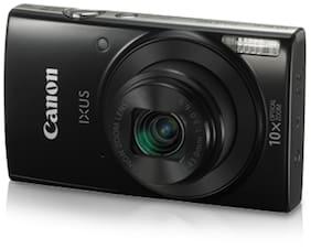 Canon IXUS 190 20 MP Point & Shoot Camera (Black)