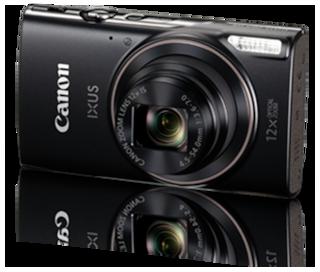Canon IXUS 285 HS 20 MP Point & Shoot Camera (Black)