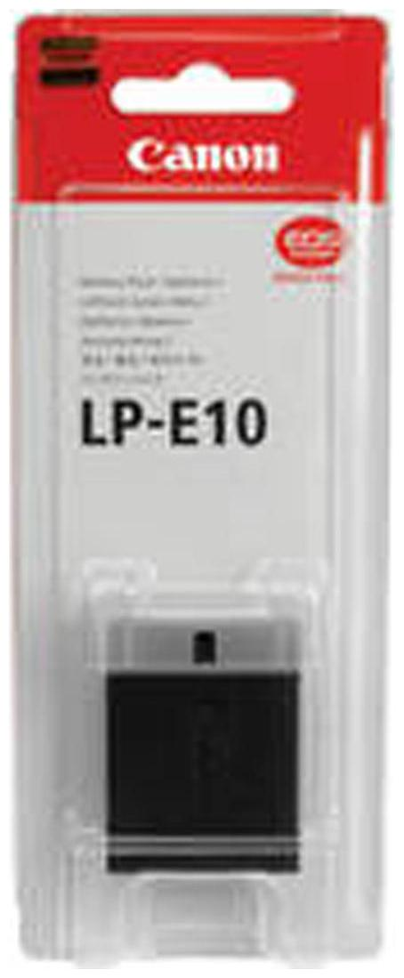 Canon LP E10 Rechargeable Lithium ion Battery