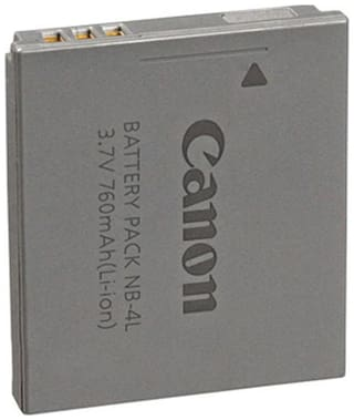 Canon NB-4L Rechargeable Battery