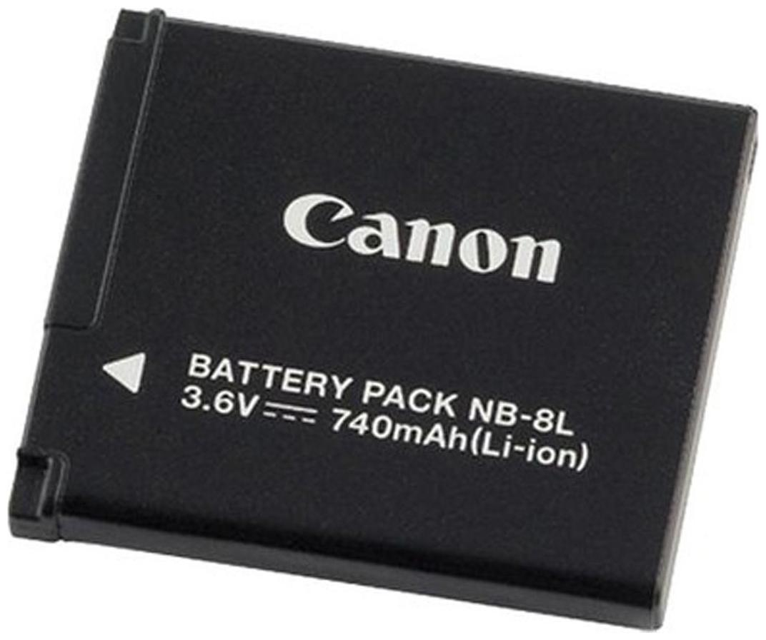Canon NB 8L Rechargeable Battery by A1 Lab