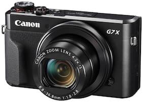 Canon PowerShot G7 X Mark II Advanced Point & Shoot Camera (Black)