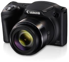 Canon SX430 20 MP Point & Shoot Camera (Black)