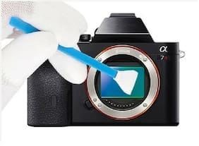 (CCD/CMOS)Digital Camera Sensor Cleaning Swab Kit (10X16mm Swab)