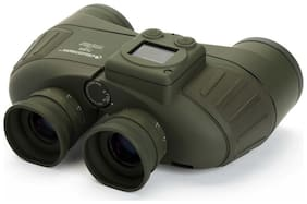 Celestron Cavalry 7X50 With Gps, Digital Compass Binocular