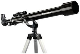 Celestron PowerSeeker 60AZ Telescope (Black)