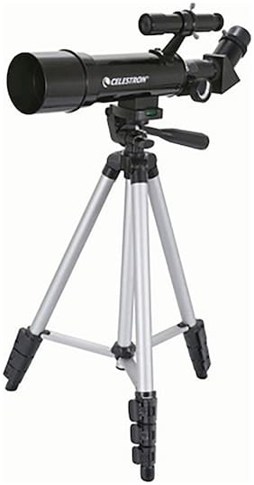 Celestron Travel Scope 50 Telescope (Black)