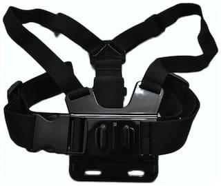 ClickPro Oculus Plus Shoulder Strap & Neck Strap (Black)