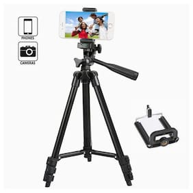 Crystal Digital Tripod 3120 for SmartphonesCamera Capturing Pictures Made Eazy and Comfortable for All Smartphones