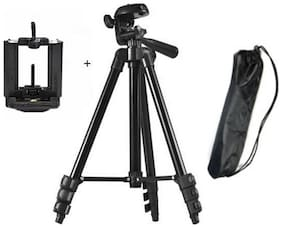 TSV YT_3120_192 Mobile Universal Portable Foldable Professional Stand Compatible with All Smartphone & DSLR  Camera