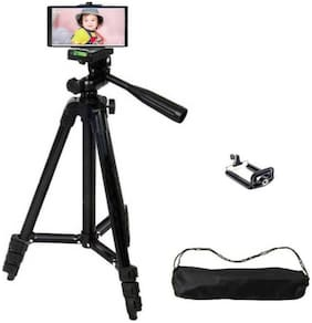 TSV YT_3120_202 Mobile Universal Portable Foldable Professional Stand Compatible with All Smartphone & DSLR  Camera