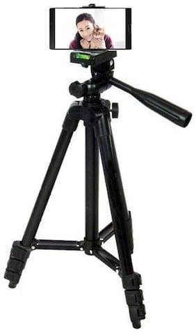 TSV YT_3120_179 Mobile Universal Portable Foldable Professional Stand Compatible with All Smartphone & DSLR  Camera