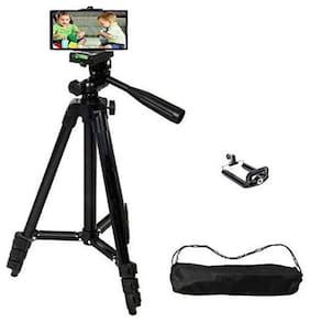 TSV 3120 Tripod Stand for Camera Smartphone YouTube Video Shooting