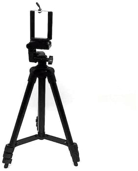 Crytstal Digital 3120 Professional Tripod For Cameras And Mobile Specially Photography