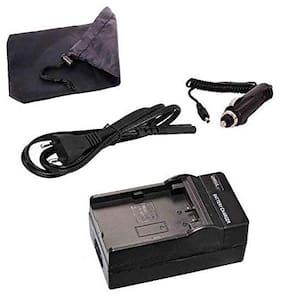 Damoko Camera Battery Charger For NIKON EN-EL2, Input voltage: AC 100V - 240V, Short-Circuit Protection, Over-Heat Protection