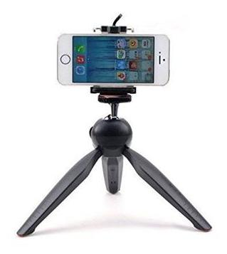 Dice YT-228 Mini 17.78 cm (7 Inch) Mobile Tripod With 360 Rotating Ball Head for Smartphones & Digital Camera