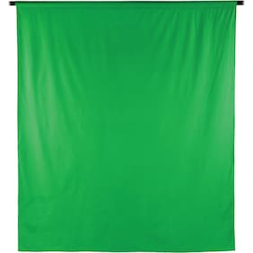 Digiom 8 x12 Green FT LEKERA Backdrop Photo Light Studio Photography Background (Green)