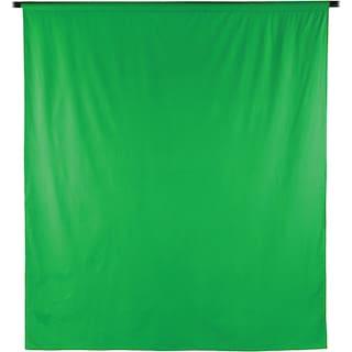 Digiom 8 x12 Green FT LEKERA Backdrop Photo Light Studio Photography Background (Green)