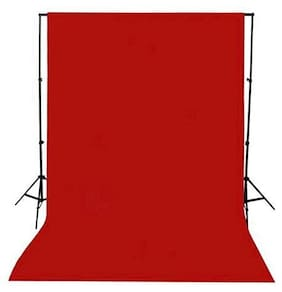 Digiom Backdrop Photo Light Studio Photography Background 8 x12 FT (Red)