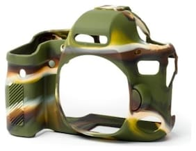 Digiom Protective Silicon Camera Cover/Case For 200D Camouflage