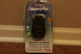 Digipower Digital SLR Camera Travel Battery Charger Sony DSLR-500S
