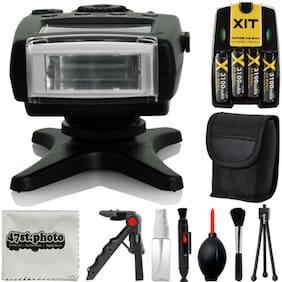 Digitalmate E-TTL Auto-Focus Dedicated Flash Speedlite (DM130M43) for Micro 4/3
