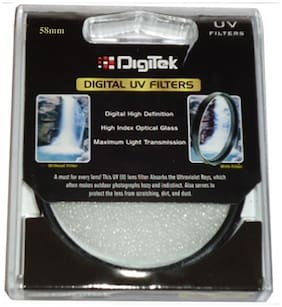 Digitek 58 mm Ultra violet filter