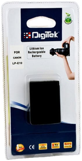 Digitek Canon Compatible LP E10 Rechargeable Lithium-ion Battery