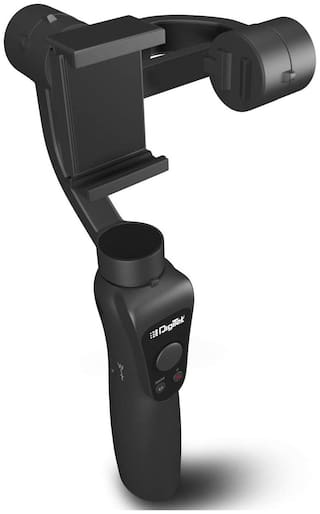 Digitek DSG 3 Axis Handheld Gimbal Stabilizer (Black)