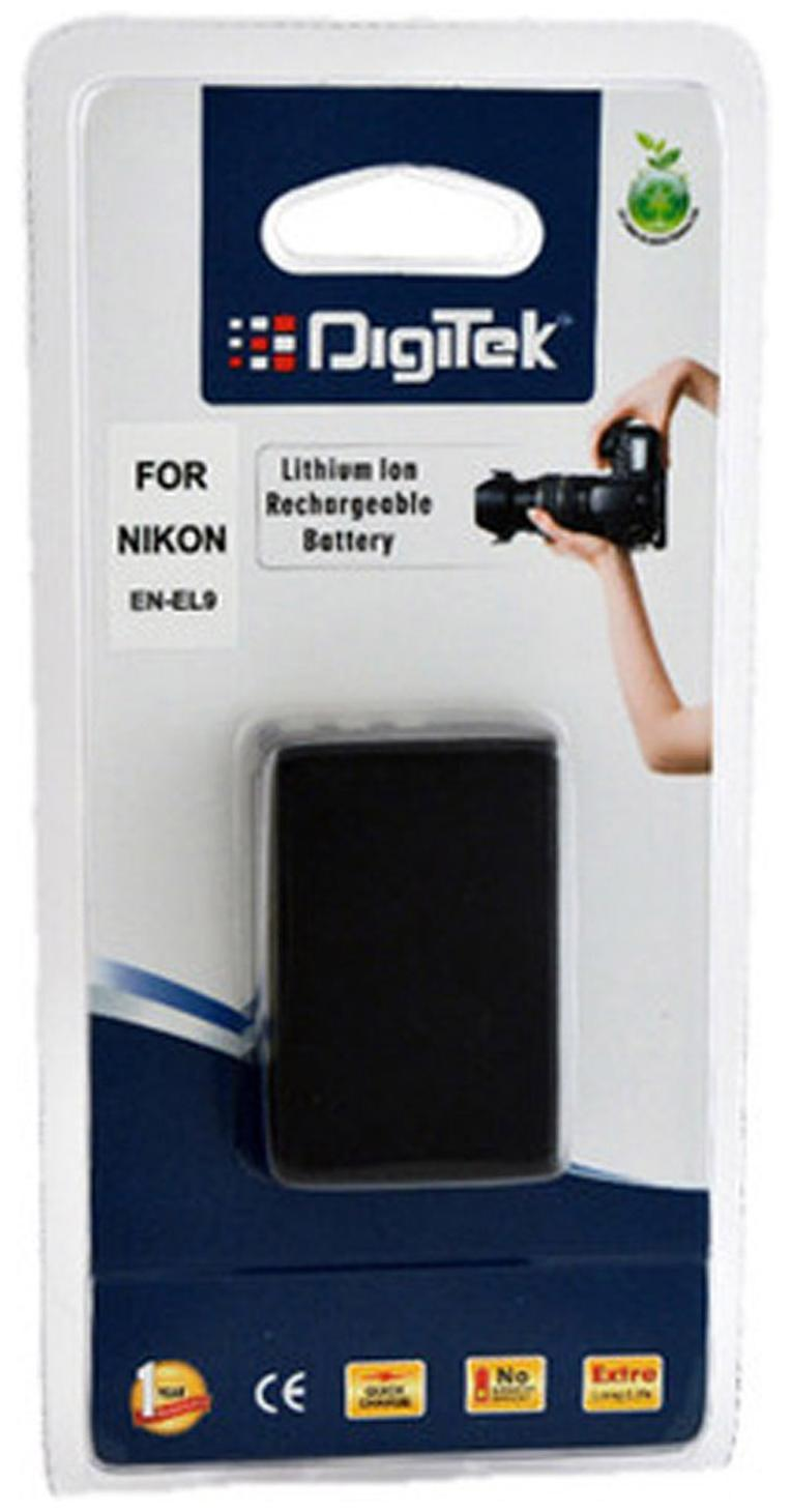 Digitek Nikon EN EL9 Rechargeable Lithium ion Battery by IMS Mercantiles