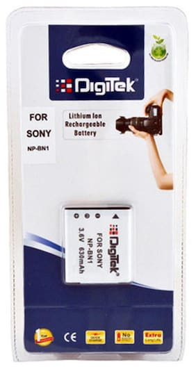 Digitek Sony NP-BN1 Rechargeable Lithium-ion Battery