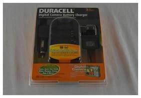 Duracell digital camera battery charger for sony, panasonic point and shoots